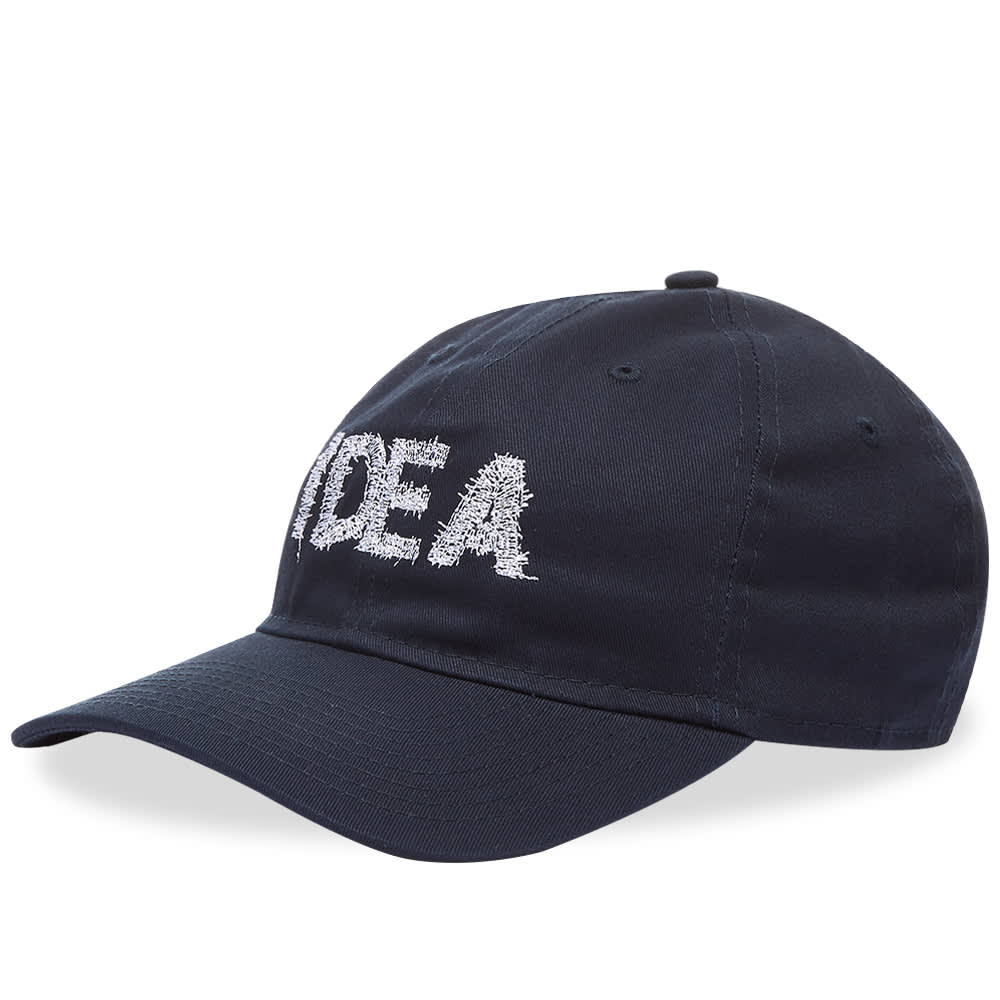 IDEA Homemade Logo New Era 9twenty Cap - Navy & Grey