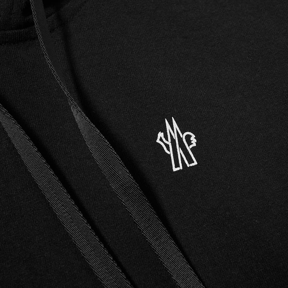 Moncler Genius - 6 Moncler 1017 ALYX 9SM Logo Popover Hoody - Black