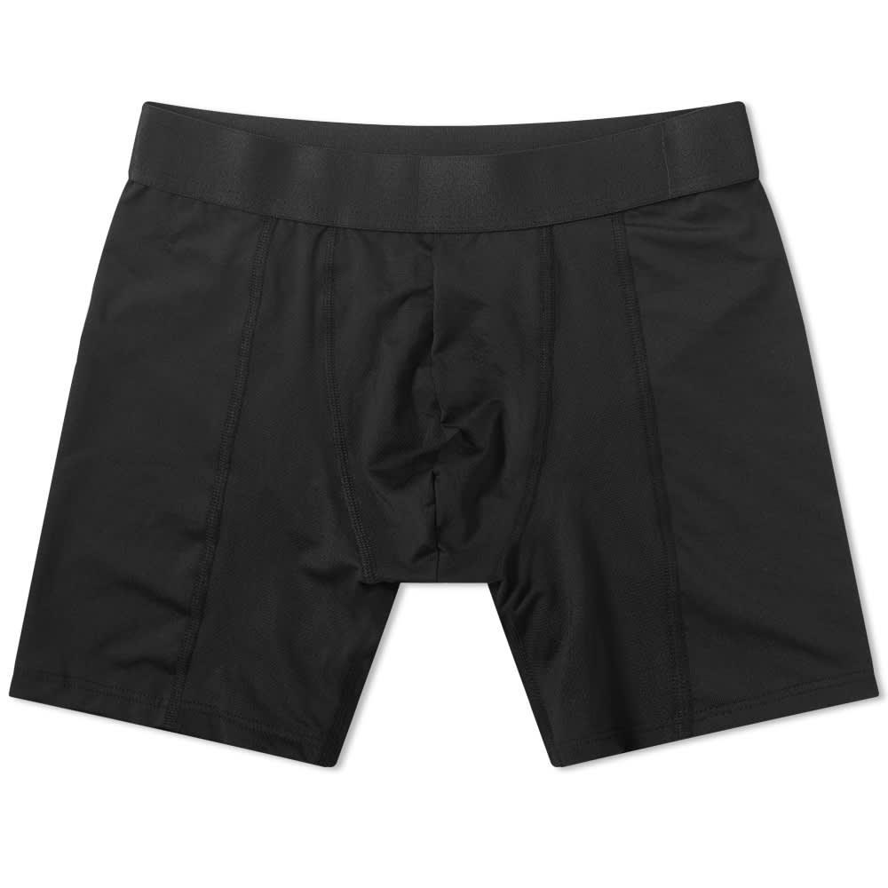CDLP Mobilité Sports Boxer Brief - Black