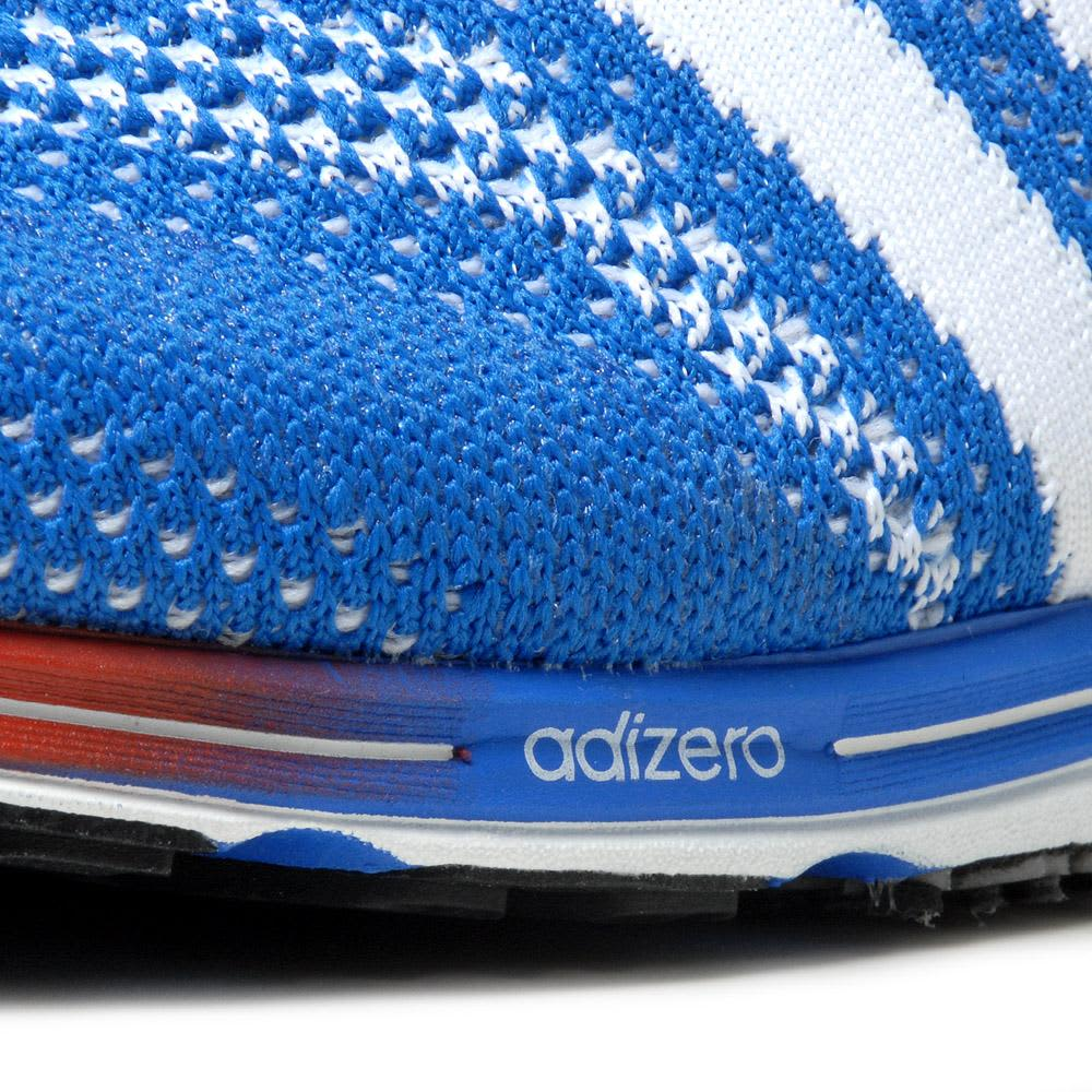 Adidas Adizero PrimeKnit 'Beijing Marathon' - Prime Blue & Running White