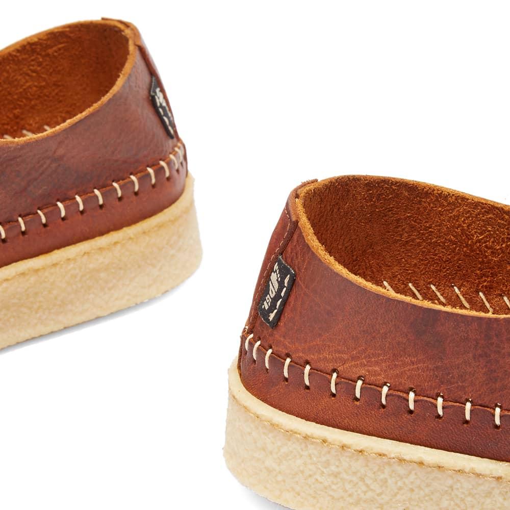 Yogi Hitch Low - Chestnut Tumbled Leather