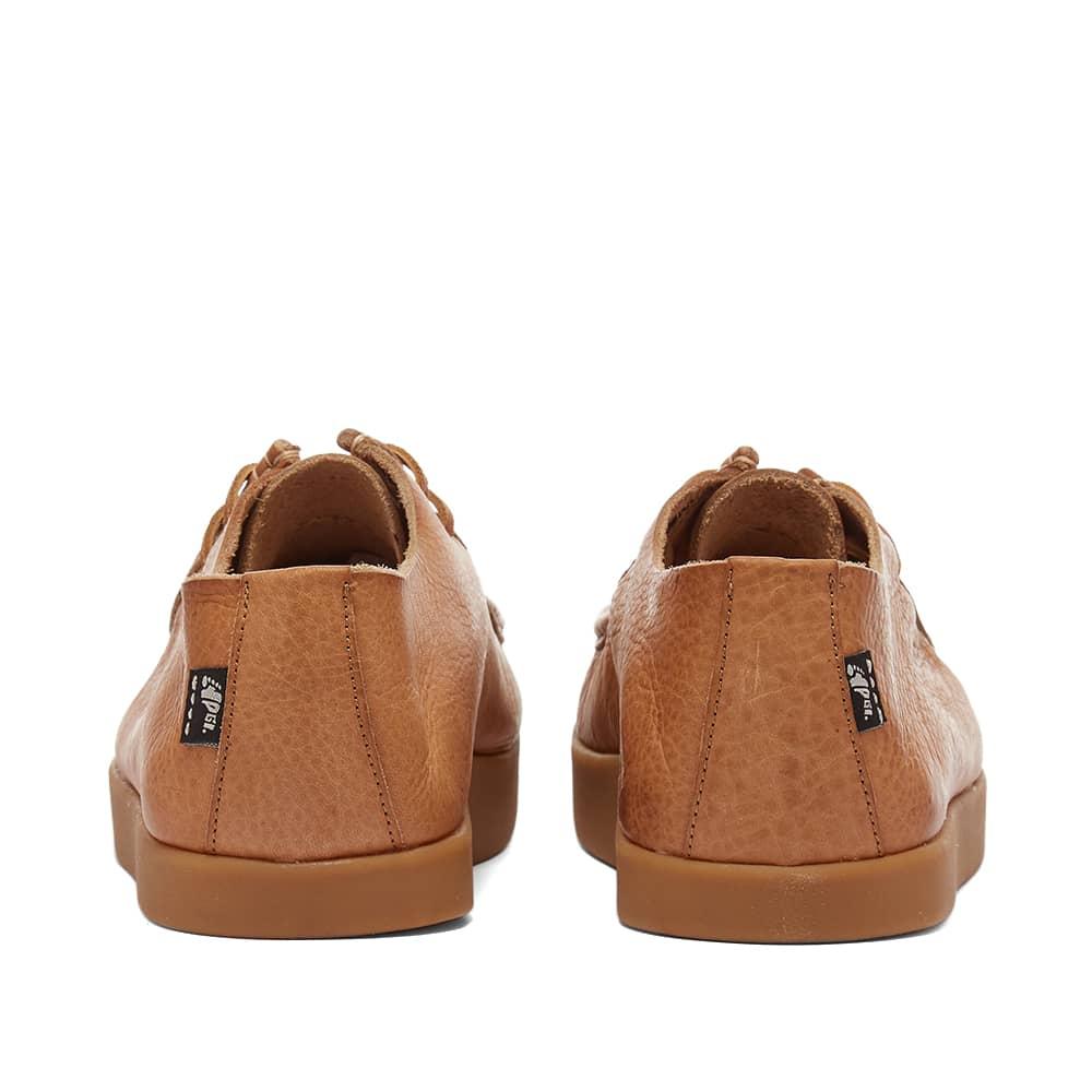 Yogi Willard - Tan Tumbled Leather