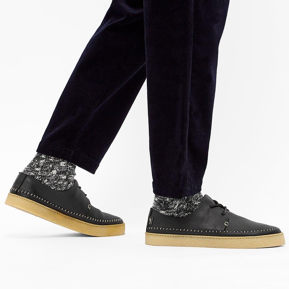 Yogi Hitch Low - Black Tumbled Leather