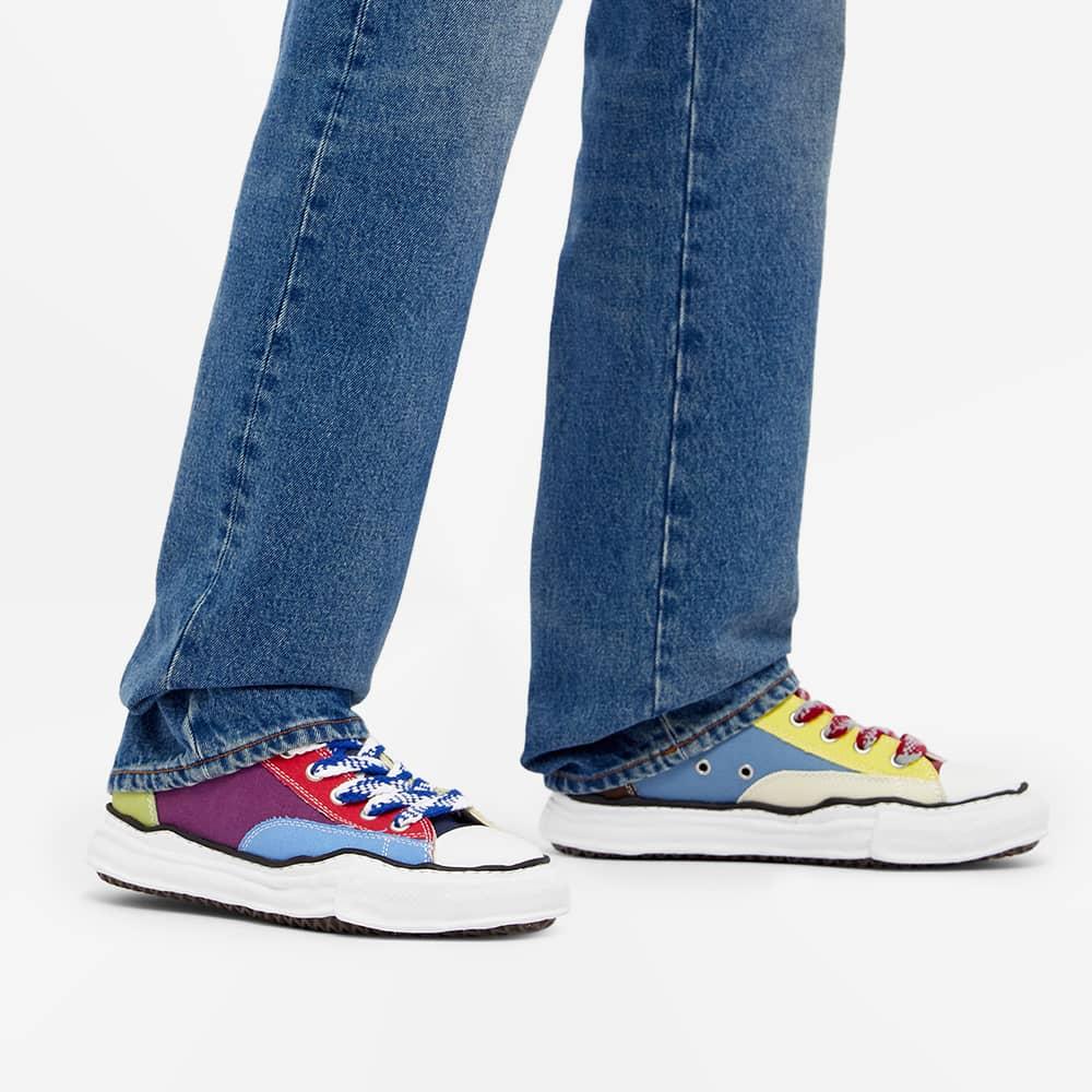Maison MIHARA YASUHIRO Peterson Low Original Sole Sneaker - Multi