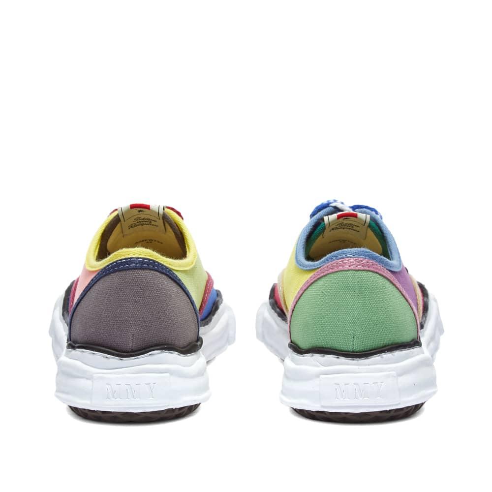 Maison MIHARA YASUHIRO Baker Original Sole Canvas Low Sneaker - Multi