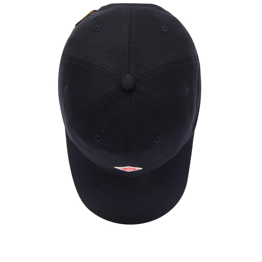 Danton Twill Baseball Cap - Navy