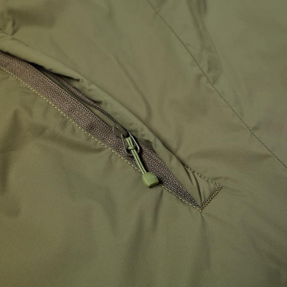 Danton Insulation Vest - Olive Green
