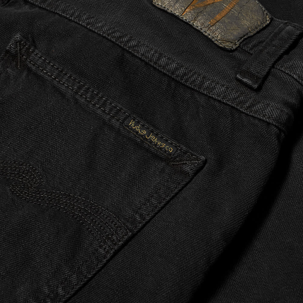 Nudie Gritty Jackson Jean - Black Forest