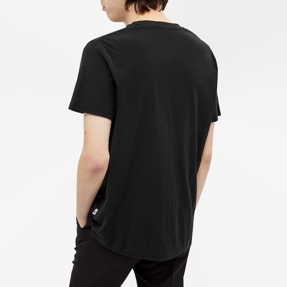 NN07 Aspen Pocket Tee - Black