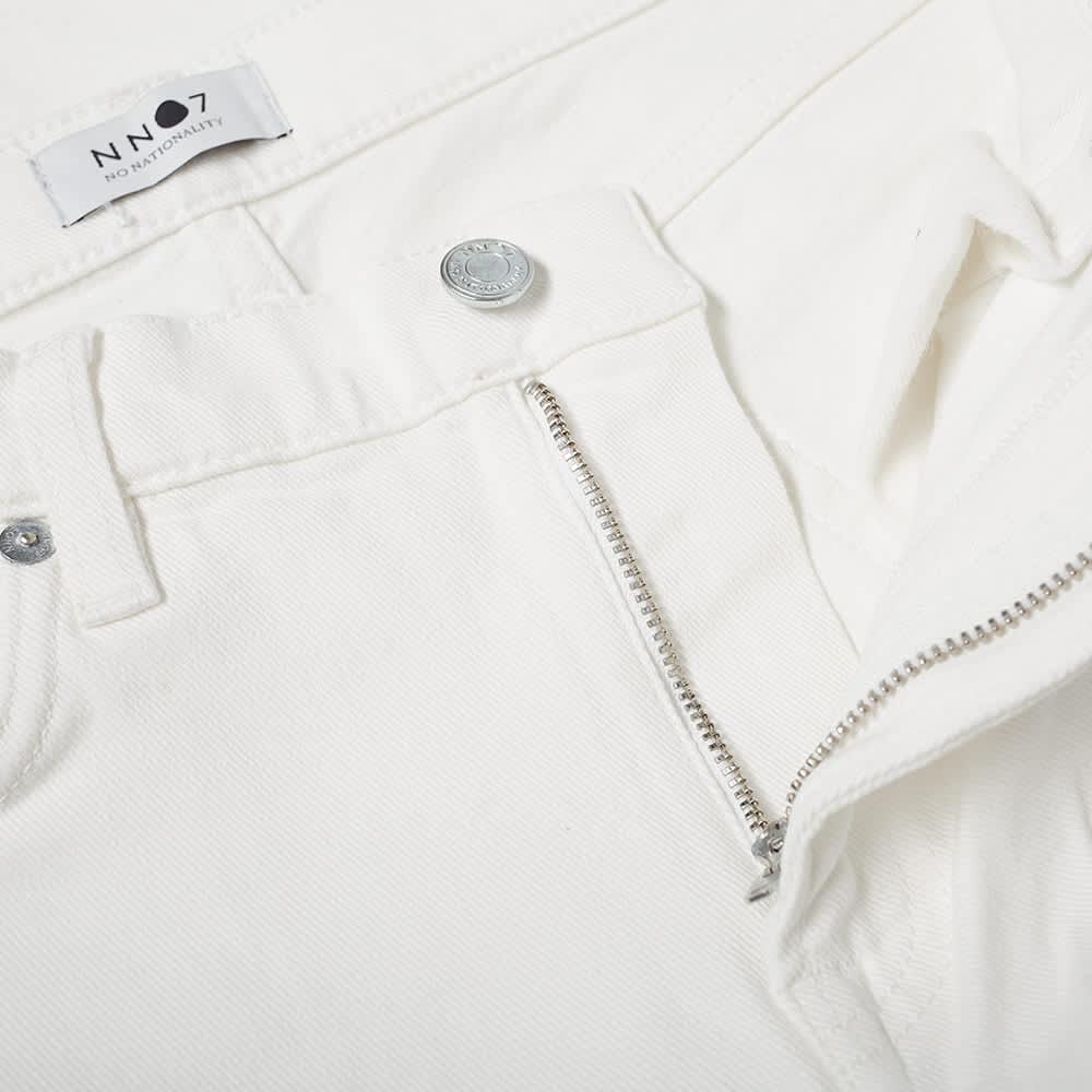 NN07 Slater Slim Jean - Off White