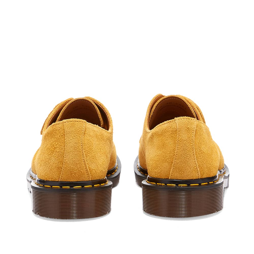 Dr. Martens x C.F. Stead 1461 Shoe - Made in England - Sun Yellow Desert Oasis Suede