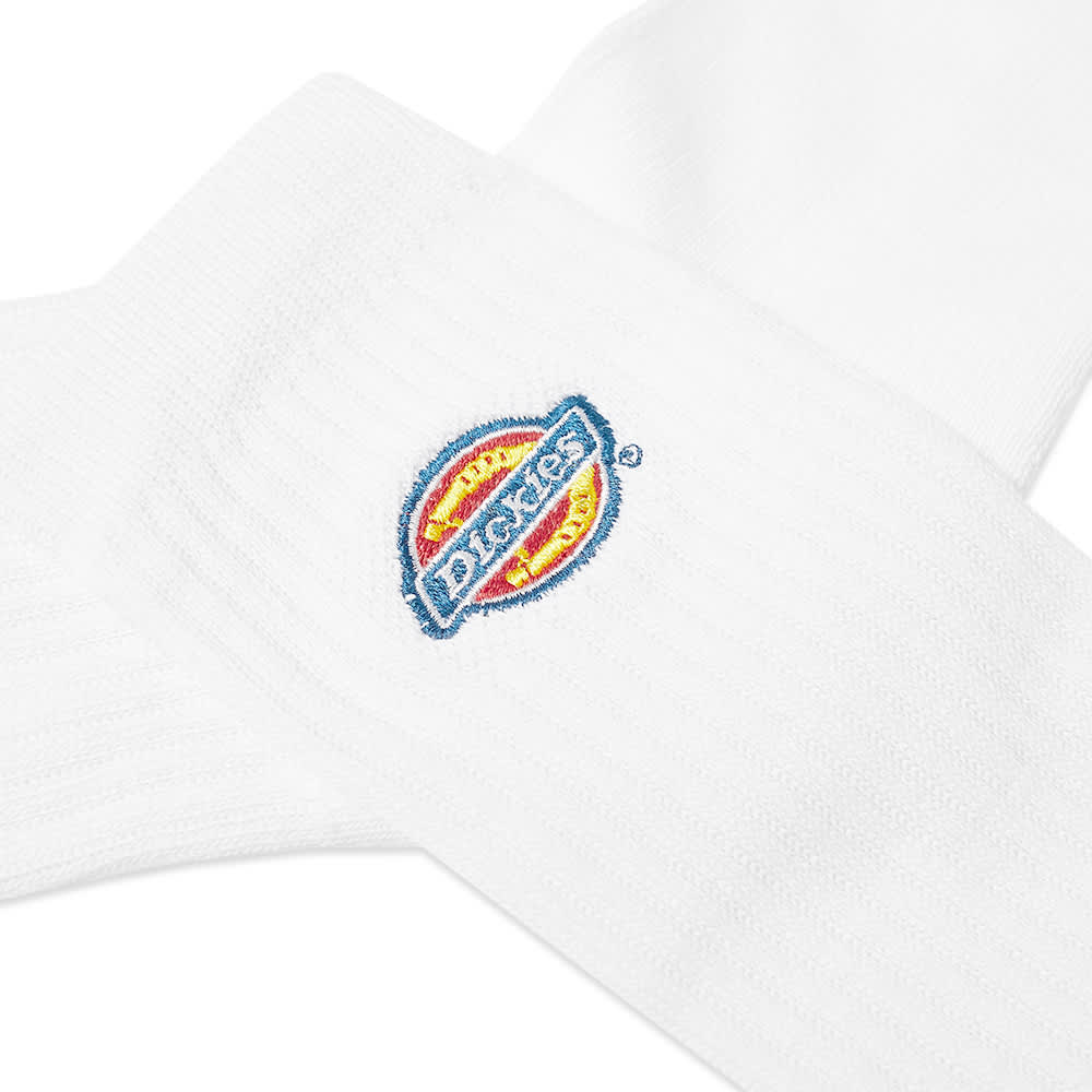 Dickies Valley Grove Socks - 3 Pack - White