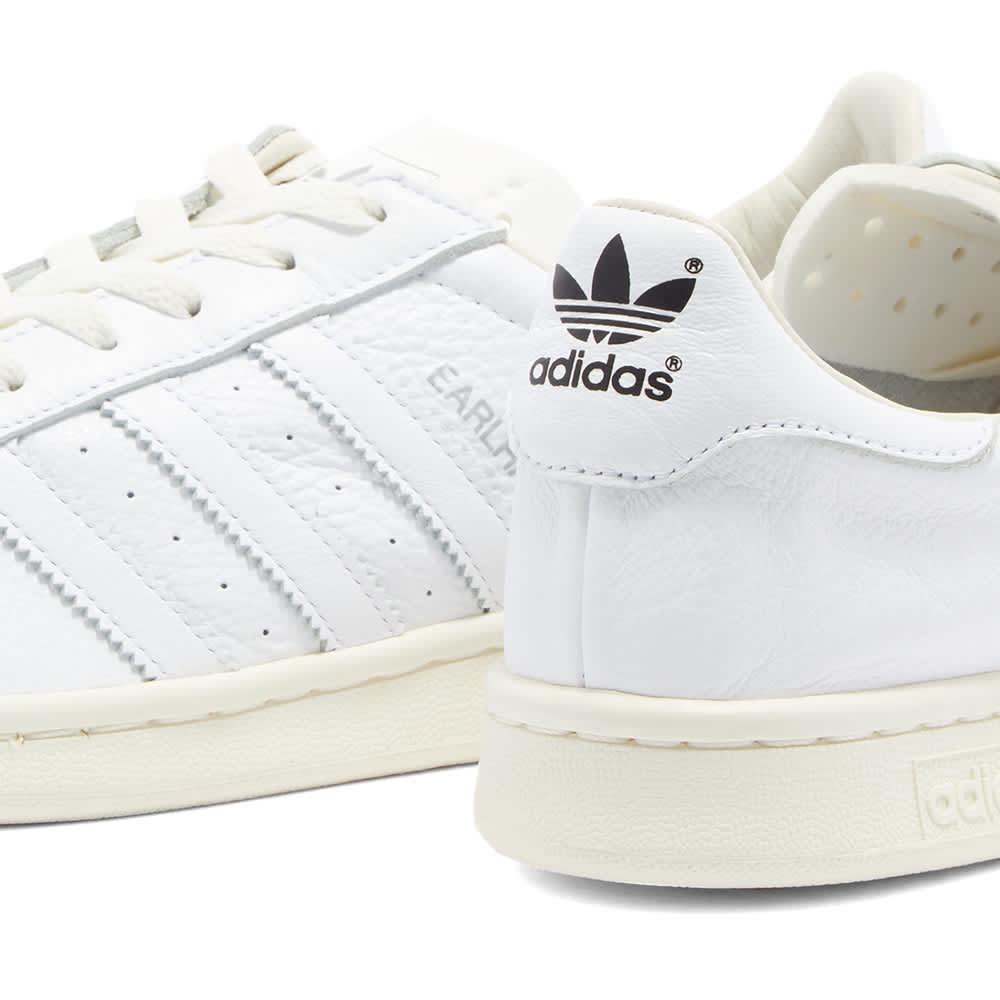 Adidas Earlham - White & Off White