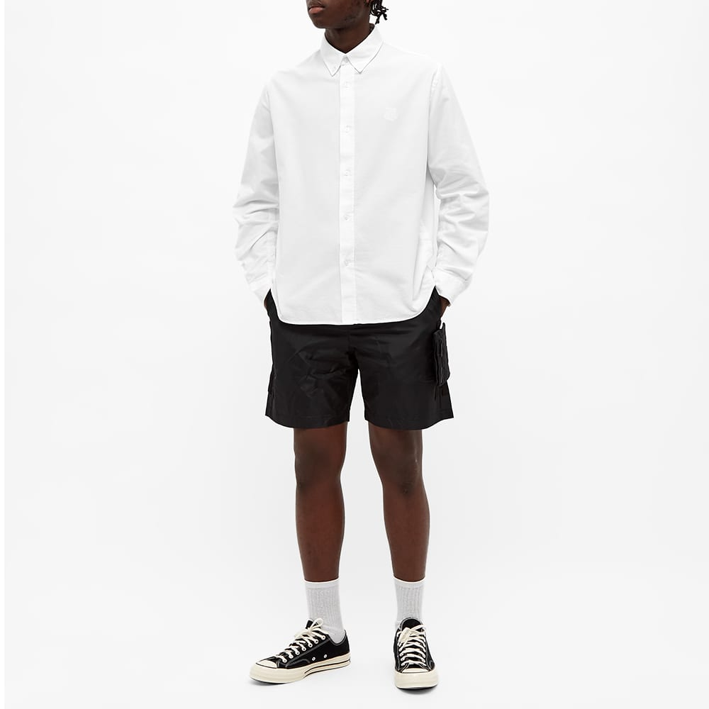 McQ Modular Shorts - Darkest Black