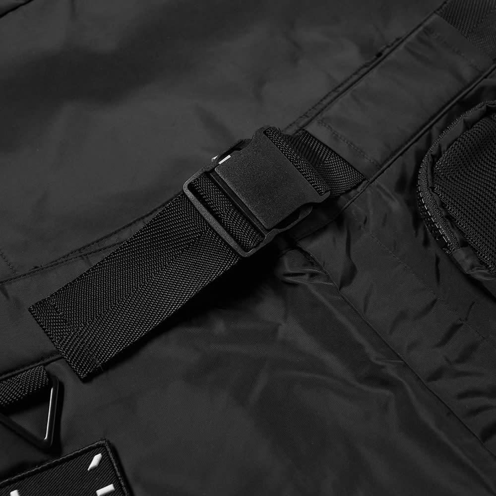 McQ Modular Pant - Darkest Black