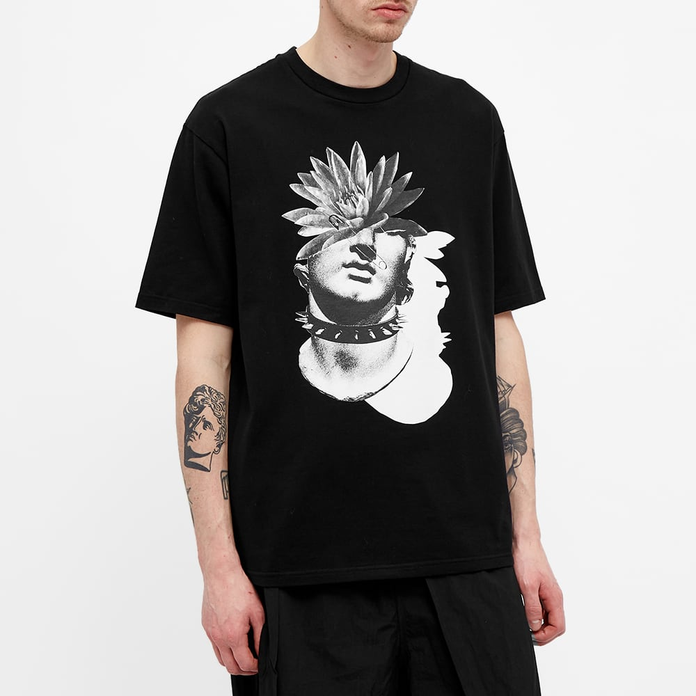 Undercover Faces Tee - Black