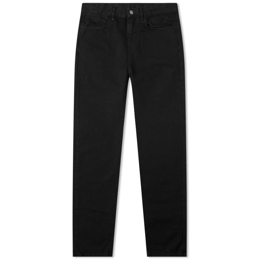 MCQ Slim Fit Jean - Black Denim