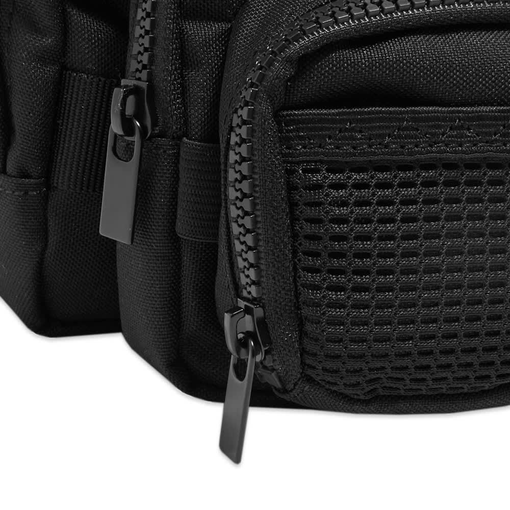 MCQ Waist Bag - Black