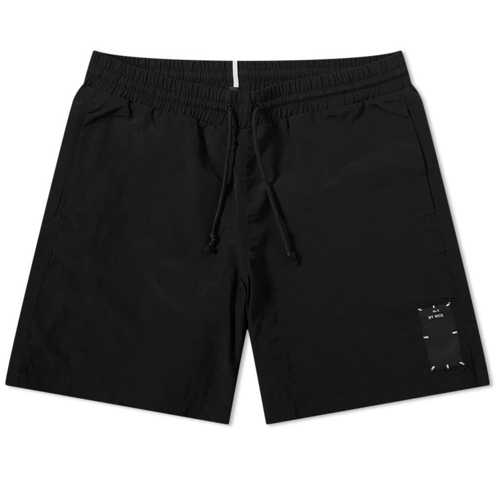 McQ Swim Shorts - Darkest Black