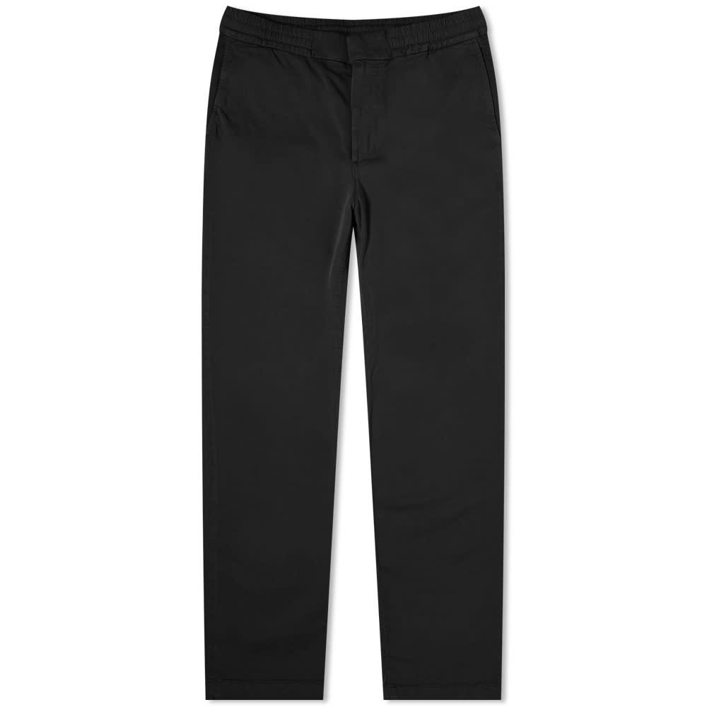 NN07 Foss Relaxed Trouser - Black