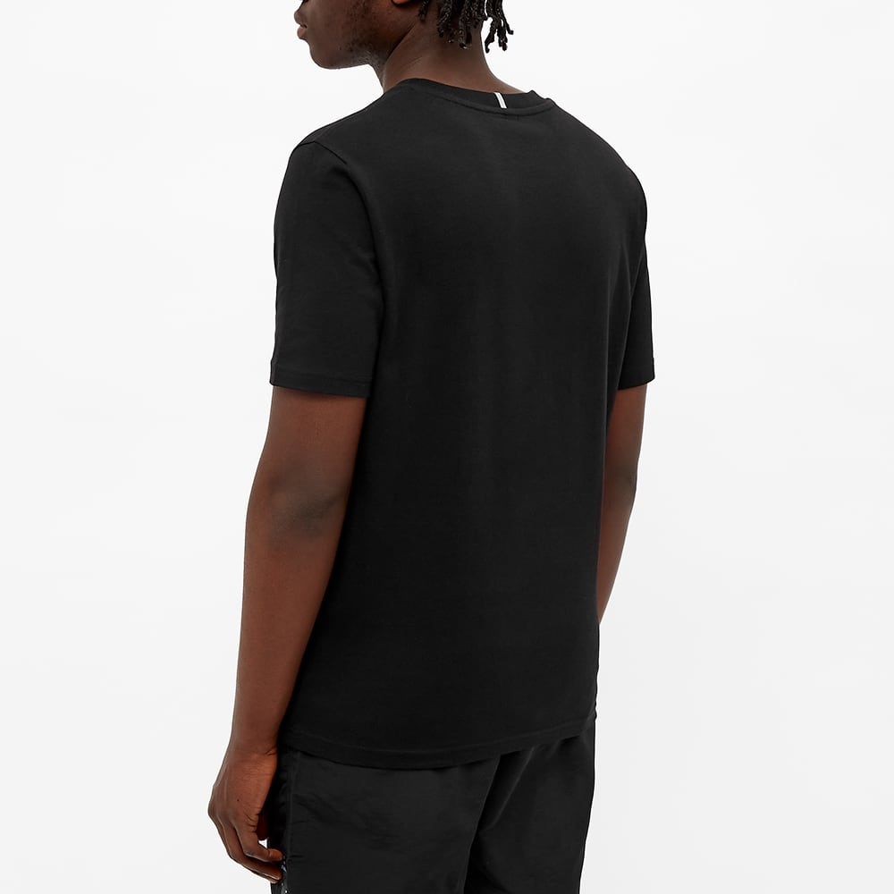 McQ Motif Regular Tee - Darkest Black