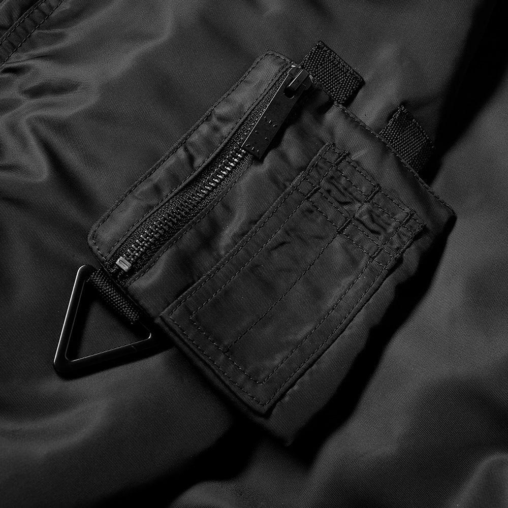 McQ Modular Ma1 Bomber - Darkest Black