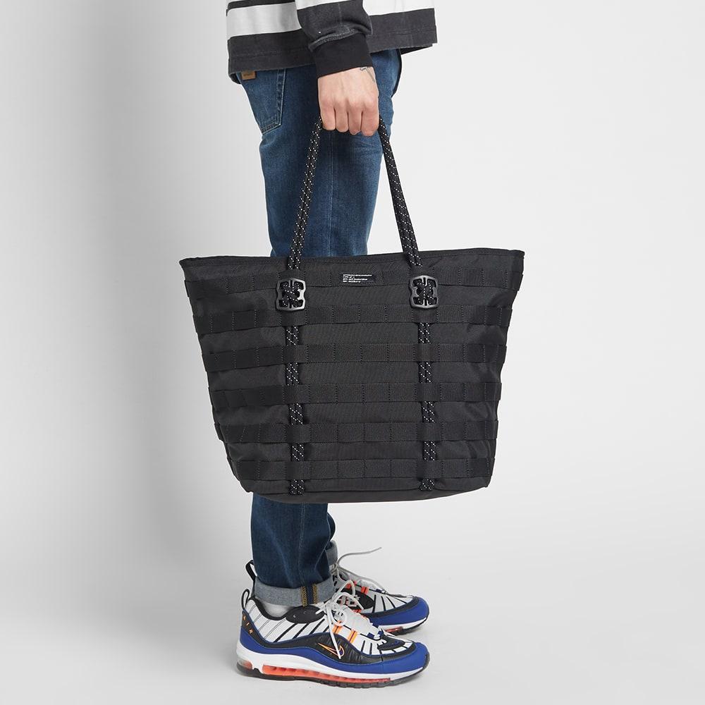Nike Air Force 1 Tote Bag Black | END.