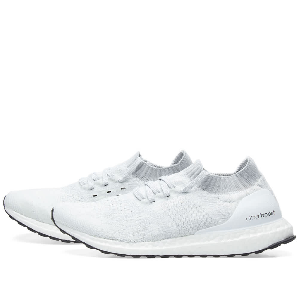 Adidas Ultra Boost Uncaged - White & Core Black
