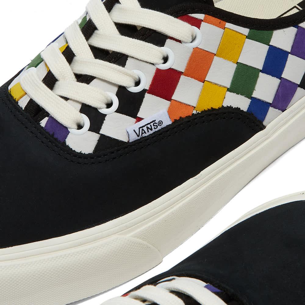 Vans Vault UA Authentic VLT LX - Rainbow & Marshmallow