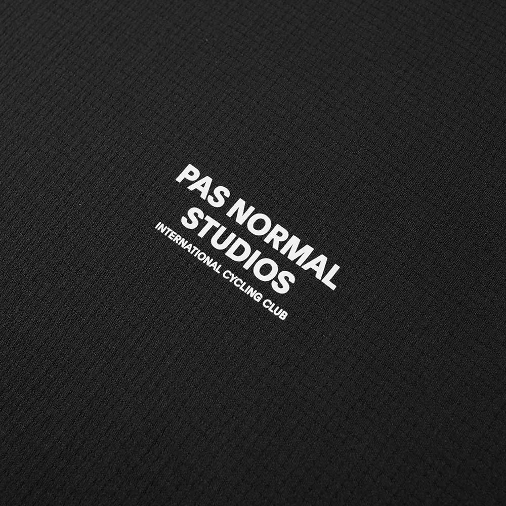 Pas Normal Studios  Long Sleeve Balance Tee - Black