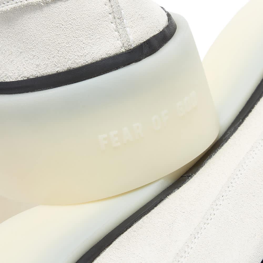 Fear Of God Boat Sneaker - Bianco