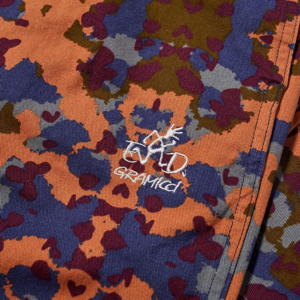 END. x Gramicci 'Kaleidoscope' Pant - Navy Camo