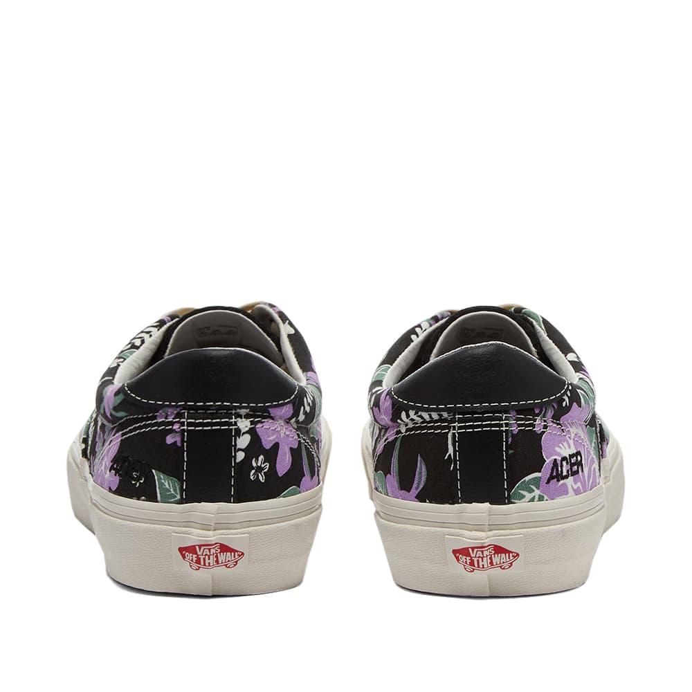 Vans UA Acer Mesh NI SP - Black & Aloha