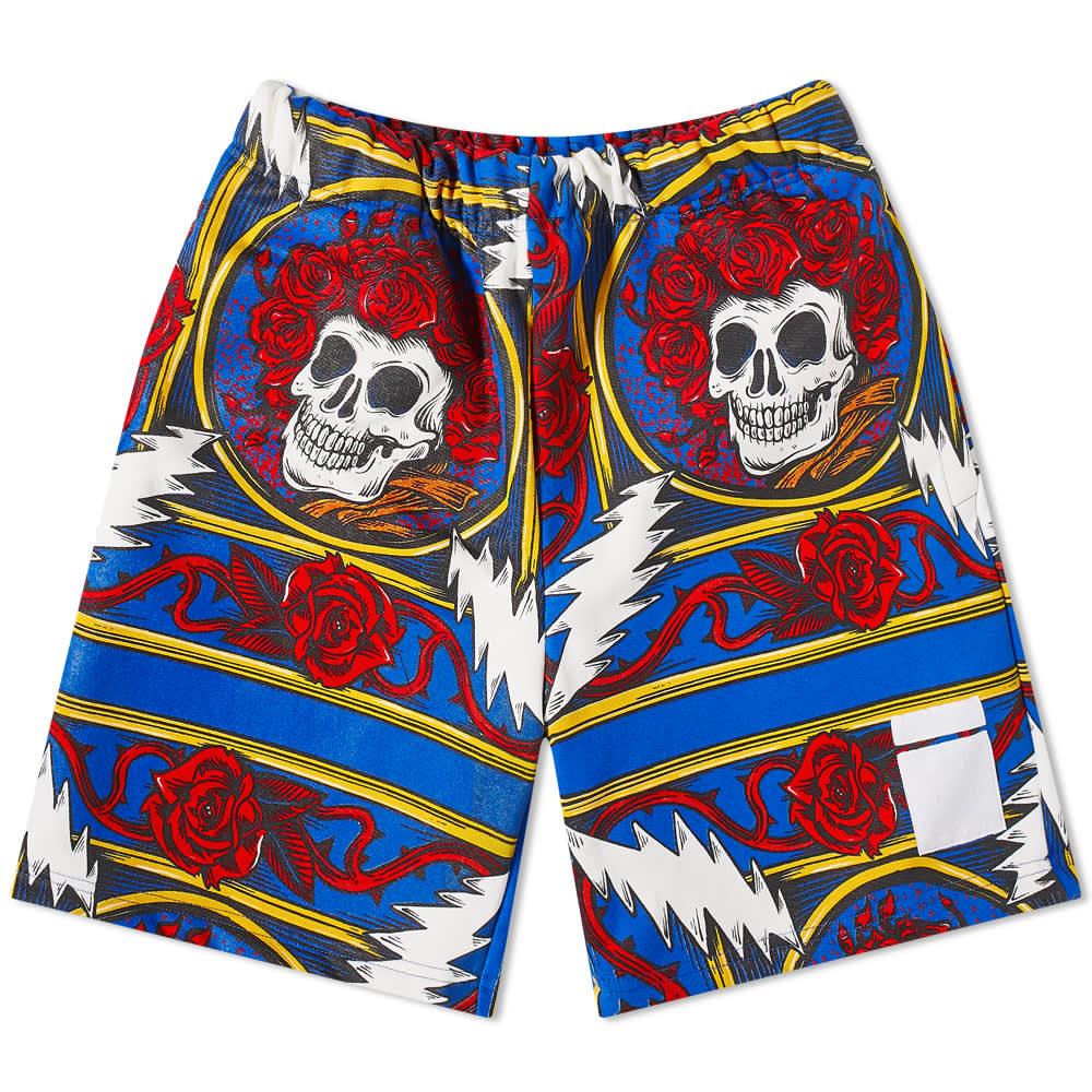 Chinatown Market x GD Border Bandana Shorts - Multi