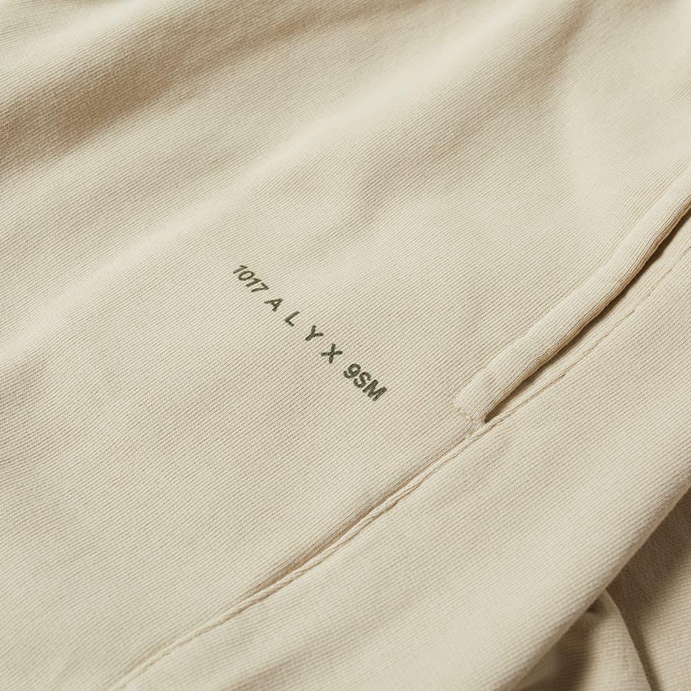 END. x 1017 Alyx 9SM Logo Sweatpant - Beige