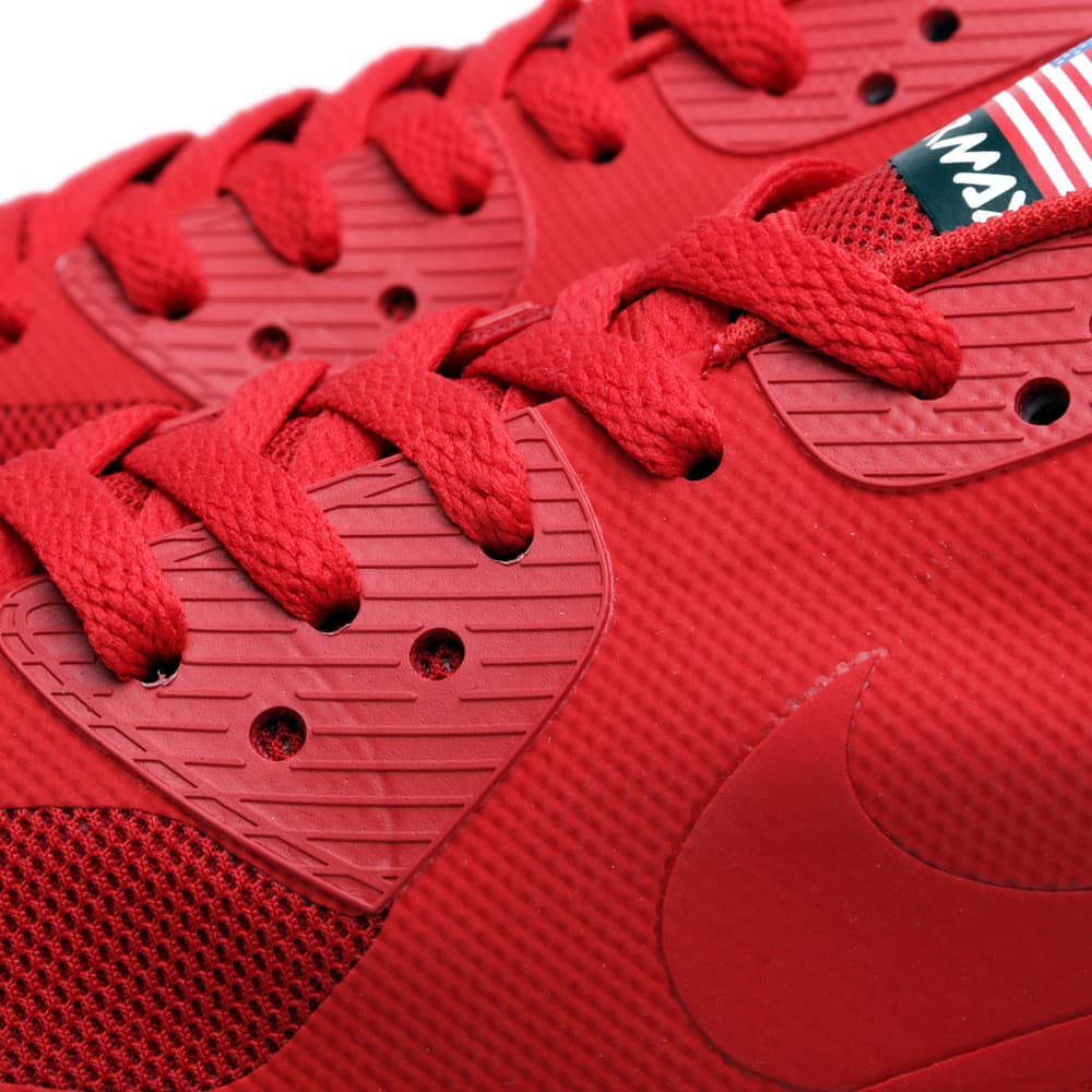 Nike Air Max 90 HYP QS 'Independence Day' - Sport Red