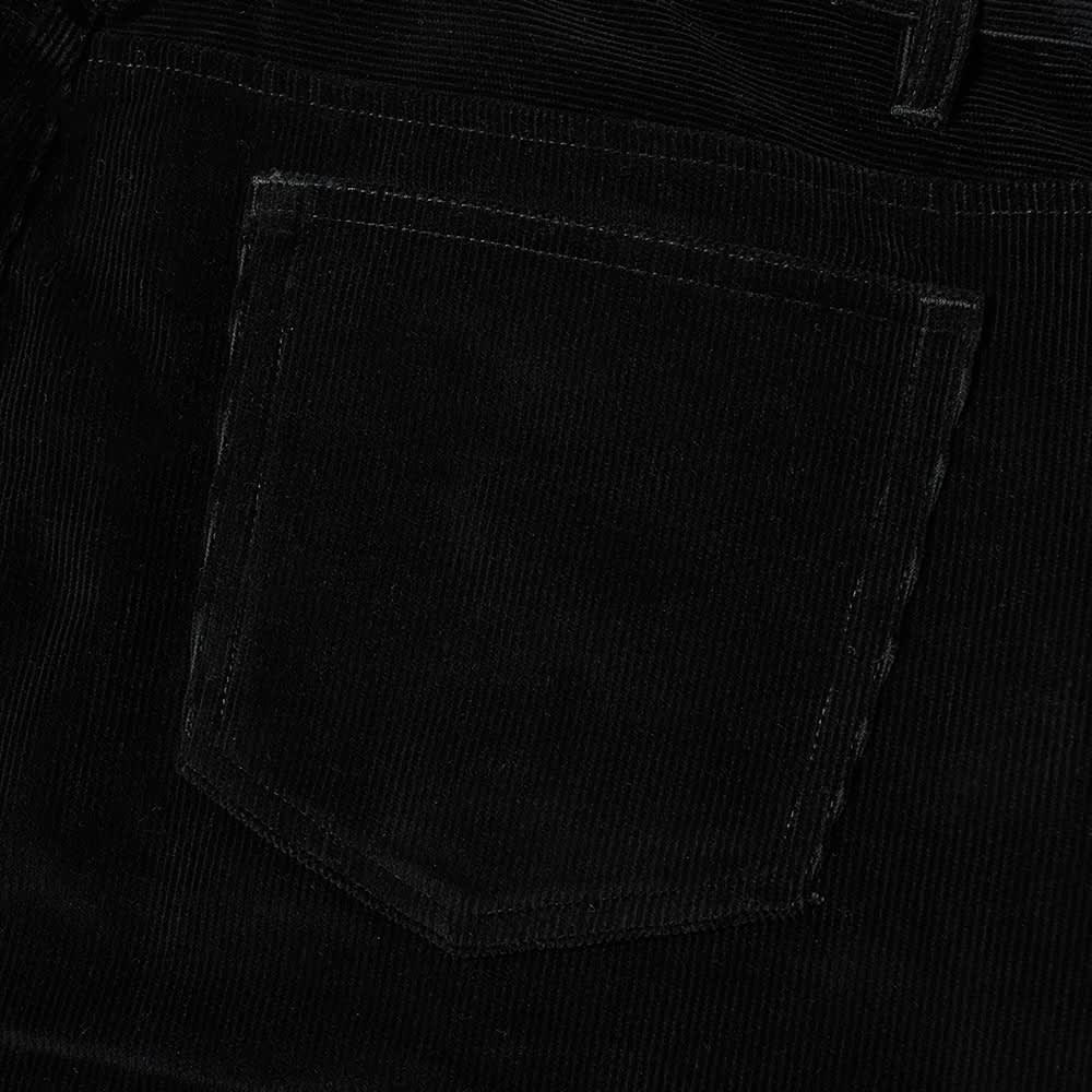 A.P.C. Petit Standard Corduroy Jean - Black