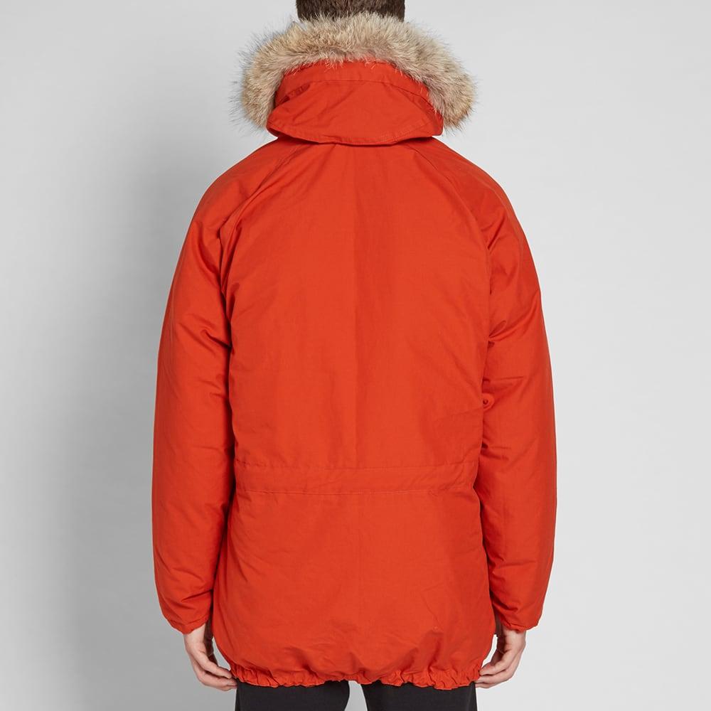 Nigel Cabourn Authentic Everest Parka - Orange