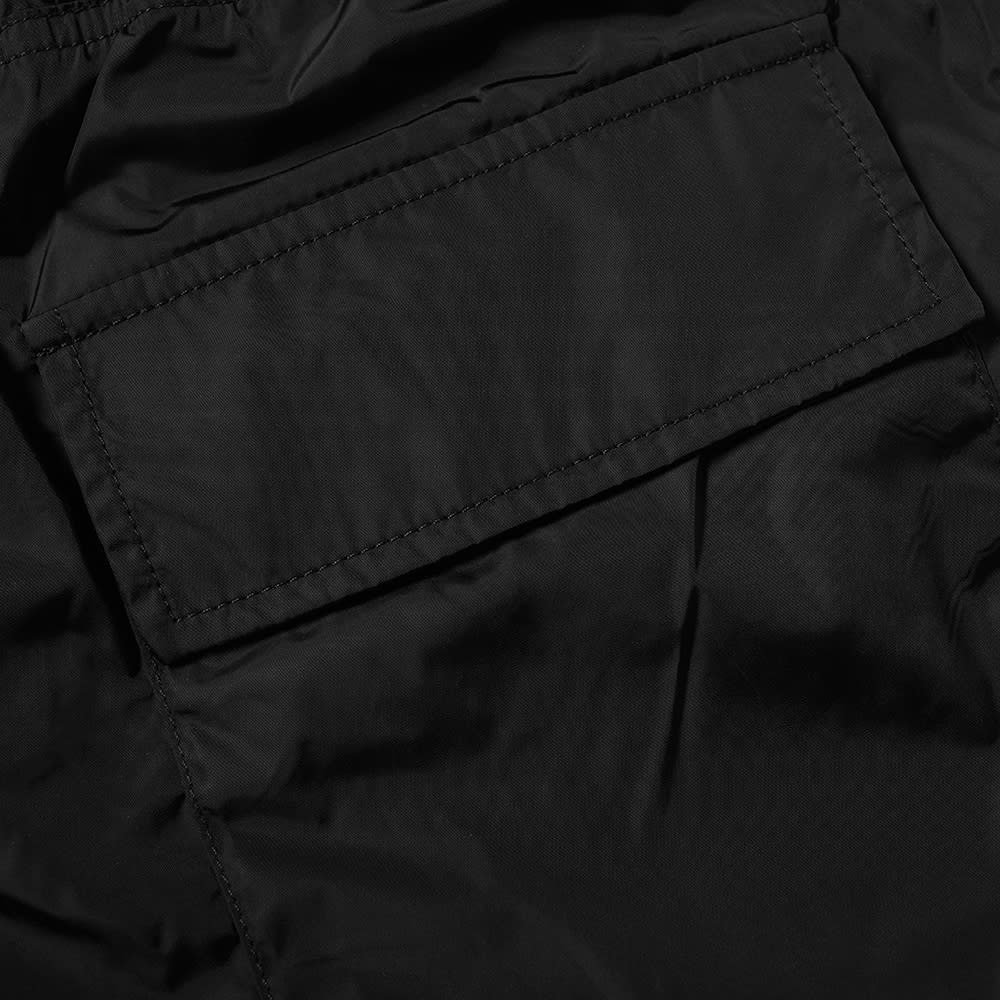 Ambush Nylon Logo Short - Black & Tofu