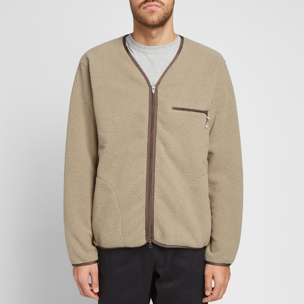 Battenwear Lodge Cardigan - Beige