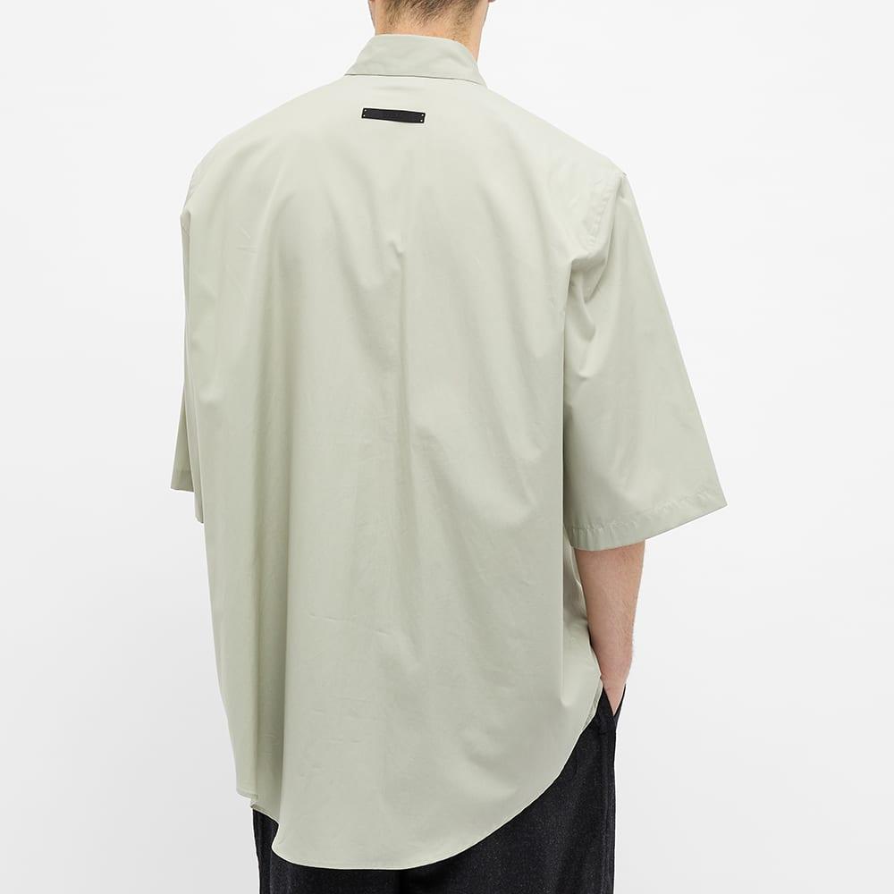 Fear of God x Zegna Oversized Short Sleeve Shirt - London Fog