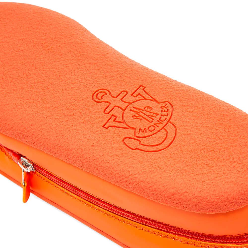 Moncler Genius - 1 JW Anderson Zip Gator Shoe - Orange