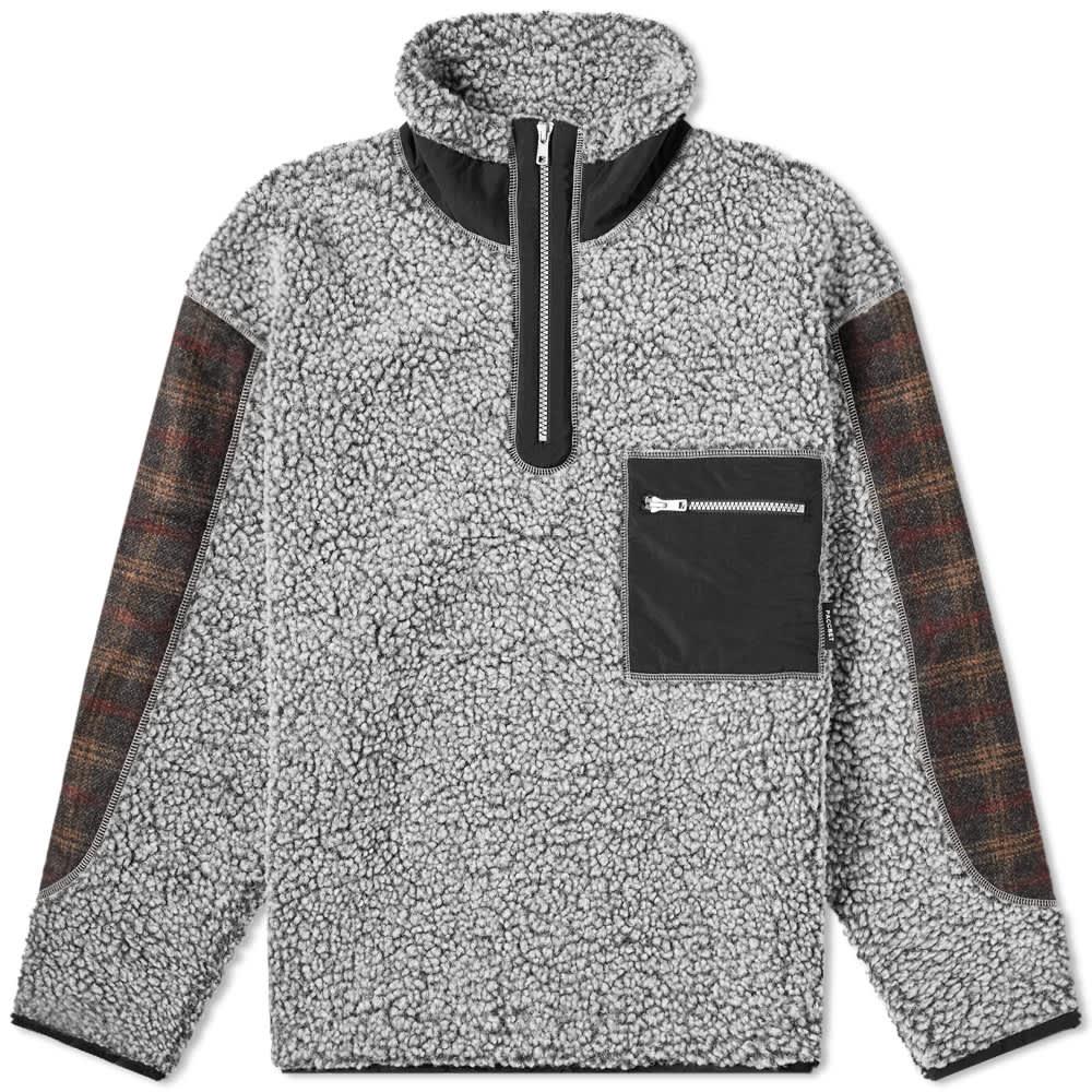 PACCBET Popover Fleece - Grey