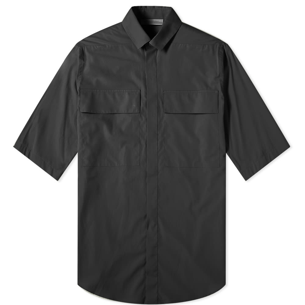 Fear of God x Zegna Oversized Short Sleeve Shirt