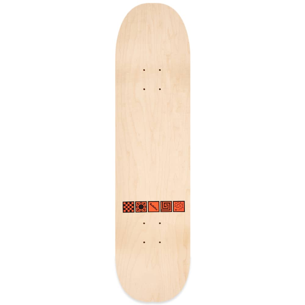 PACCBET Box Logo Skateboard - Red