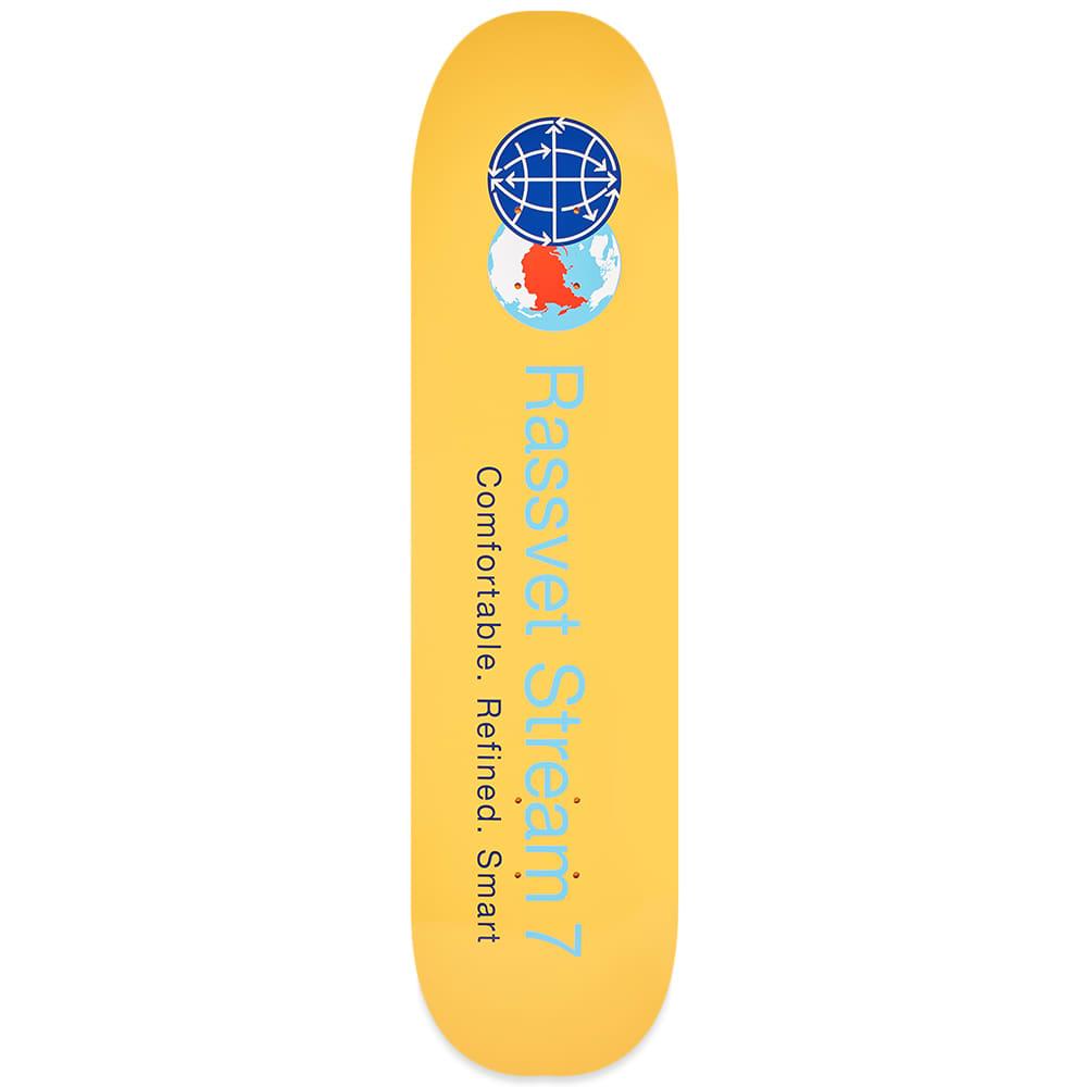 PACCBET Skateboard - Orange