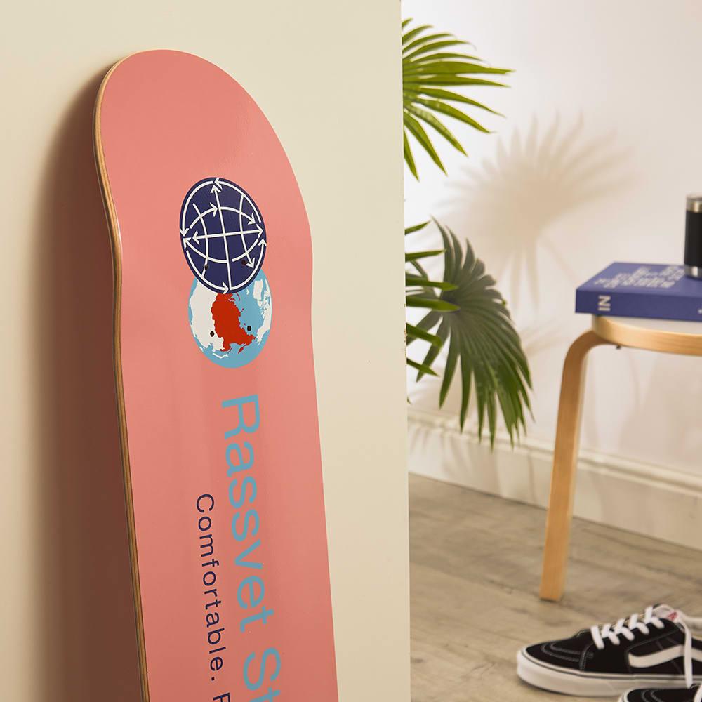 PACCBET Skateboard - Pink