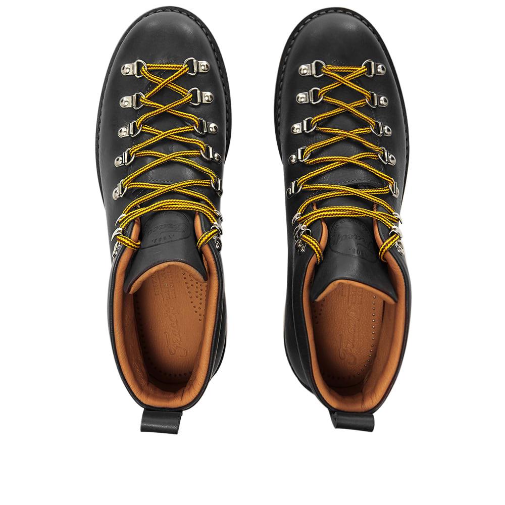 Fracap M120 Cristy Vibram Sole Scarponcino Boot - Black