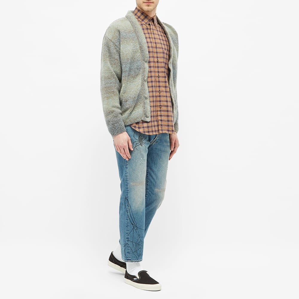 PACCBET Multi Checked Shirt - Mixed Check 2