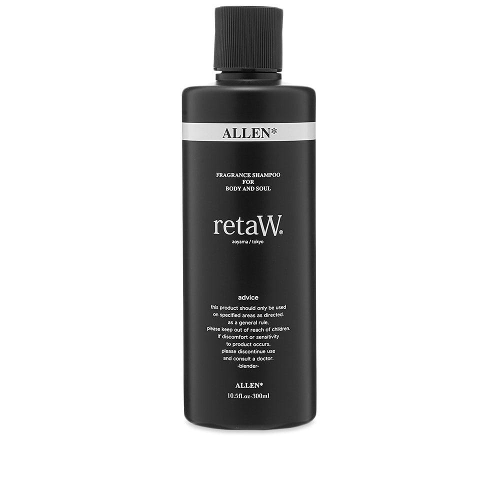 retaW Fragrance Body Shampoo - Allen*